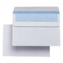 C6 White Plain Envelopes