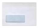C6 White Window Envelopes