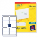 Address Inkjet Labels