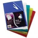 A4 Plastic Folders