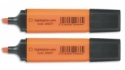 Orange Highlighter Pens