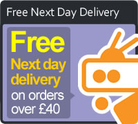 Free Delivery Over £40 Feature