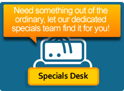 Hompage feature slider - Specials Desk
