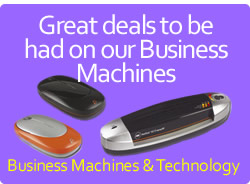 Business Machine Special Offers