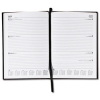 5 Star 2014 Diary Week to View Full Week on Two Pages 70gsm W148xH210mm A5 Black