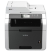 Brother Colour Laser Multifunctional Printer Duplex Network Wi-Fi A4 Ref MFC9140CDN