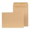 New Guardian Envelopes Mediumweight Pocket Press Seal 90gsm Manilla C4 [Pack 250]