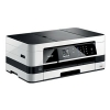 Brother A4 and A3 Multifunction Inkjet Printer Black/Silver Ref DCPJ4110DWZU1