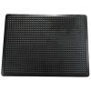 COBA Bubblemat Standing Surface Mat Hard-wearing RubberW600xD900xH14mm Black Ref BF010001