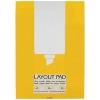 Layout Pad Bank Paper Acid Free 50gsm 80 Sheets A2