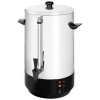 5 Star Catering Urn Locking Lid Water Gauge Boil Dry Overheat Protection 1650W 18 Litre