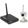 Philex Wireless Colour Security Mini Camera System Transmission Range 30m Microphone Ref PLX 28001R