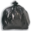5 Star Refuse Sacks Medium Duty W160xD250xH390mm Black [Pack 200]
