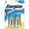 Energizer Eco Advanced Batteries C / E93 Ref E300129900 [Pack 2]