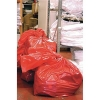 Laundry Bags Medium Duty Dissolving Strips 80 Litre Red [Pack 200]