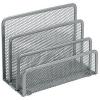 Vertical Wire Mesh Sorter Silver Ref 30092