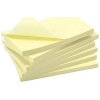 5 Star Value Repositionable Notes 75x127mm Yellow [Pack 12]