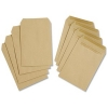 5 Star Envelope Manilla Press Seal Pocket Plain C5 Buff [Pack 500]