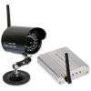 Philex Wireless Outdoor CCTV Camera Kit 380 Lines Resolution with Receiver 2xPower Supply Ref 28002R