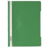 Elba Report Folder Capacity 160 Sheets Clear Front A4 Green Ref 400055031 [Pack 50]