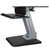 Sit to Stand Workstation with One Touch Height Adjustment
