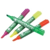 5 Star Eco Highlighter Assorted [Pack 4]