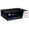 Hewlett Packard [HP] No.131A LaserJet Toner Cartridges Multipack 1800pp C/M/Y Ref U0SL1AM [Pack 3]
