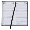 Collins 2018 Slim Pocket Diary Week To View Black Ref CAPB Blk 2018