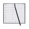 Collins Slim Pocket Diary Weekly Notes 152 x 80mm Black Ref CNB 2018