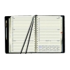 Collins 2018 Elite Business Compact Week To View Diary Black 190 x 127mm Ref 1150V 2018