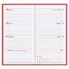 Collins 2018 British Heart Foundation Slim Week to View Diary Ref BHF73 2018