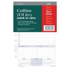 Collins 2018 Desk Diary Refill Week to View Ref DK1700-18