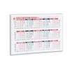 5 Star Office 2018 Diary Wall or Desk Calendar