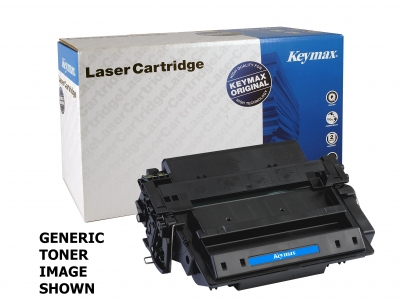 Keymax Remanufactured Brother TN2220 Black Toner Cartridge (Page Yield  2600)