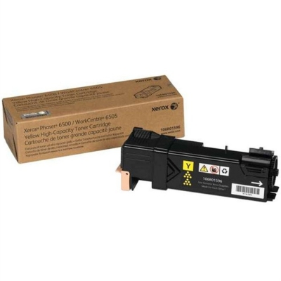 Xerox 106R01596 Toner Cartridge Yellow