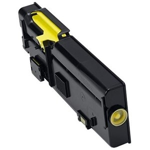 Dell RP5V1 Laser Toner Cartridge Page Life 1200pp Yellow Ref 593-BBBO