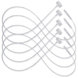 Avery Secur-a-tach Tagging Fastener Loops Plastic 229mm Ref 06265 [Pack 5000]