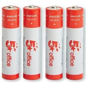 5 Star Batteries AAA [Pack 4]