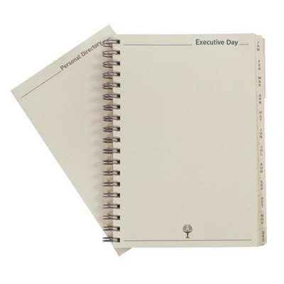 Collins 2018 Elite Executive Business Day To a Page Refill 264 x 164mm Ref 1100R 2018