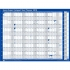 Sasco 2018 Super Compact Year Planner Unmounted Ref 2401775-2018