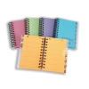 Telephone Address Book Wirebound 13 Part A-Z Bright Assorted