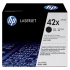 Hewlett Packard [HP] No. 42X Laser Toner Cartridge Page Life 20000pp Black Ref Q5942X