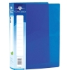 Concord Vibrant Ring Binder Polypropylene 2 O-Ring 15mm Size A5 Blue Ref 7121-PFL [Pack 10]