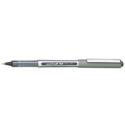 Uni-ball Eye UB157 Rollerball Pen Fine 0.7mm Tip 0.5mm Line Black Ref 162446000 [Pack 12]
