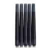 Parker Quink Cartridge Ink Refills Box of 5 Black Ref S0881570 [Pack 12]