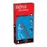 Berol Handwriting Pen Water-based Ink Plastic 0.9mm Tip 0.6mm Line Black Ref S0378750 [Pack 12]