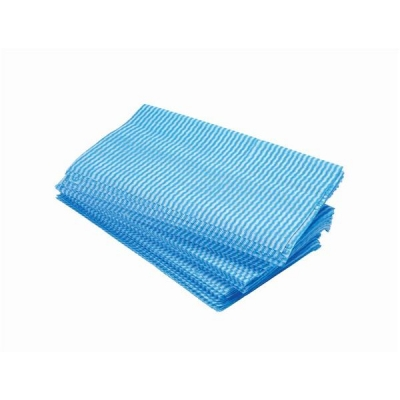 5 Star Large All Purpose cloths 610x360mm Blue [Pack 50]