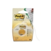 Post-it Labelling and Cover-up Tape Repositionable for 1 Line W4.2mm Ref 651H [Pack 24]