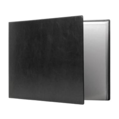 Rexel Nyrex Slimview Display Book 24 Pockets A3 Black Ref 10060