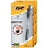 Bic Atlantis Mechanical Pencil Comfort-grip Retractable with 3 x HB 0.7mm Lead Ref 8206462 [Pack 12]